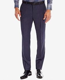 BOSS Men's Slim-Fit Virgin Wool Dress Pants