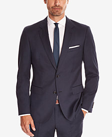 BOSS Men's Regular/Classic-Fit Super 120 Italian Virgin Wool Sport Coat