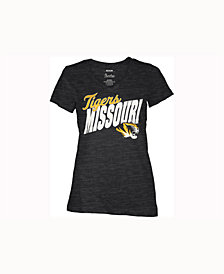 Pressbox Women's Missouri Tigers Gander V-Neck T-Shirt