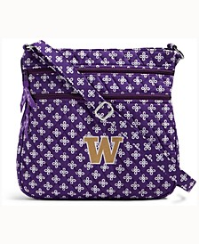 Washington Huskies Triple Zip Hipster