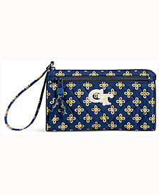 Vera Bradley Georgia-Tech Yellow Jackets Wristlet