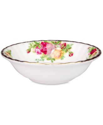 Old Country Roses 4.5 oz. Fruit Dish