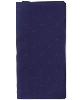 Larabee Dot Navy Napkin