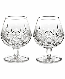 Stemware Lismore Brandy Glasses, Set of 2