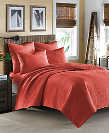 Tommy Bahama Home Nassau Spice Quilt Collection