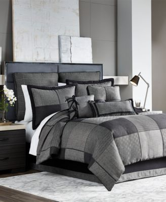 CLOSEOUT! Oden California King 4-Pc. Comforter Set