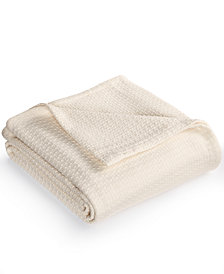 Lauren Ralph Lauren Classic 100% Cotton King Blanket
