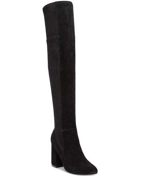 5a2f5519438 Cole Haan Darla Over-The-Knee Boots   Reviews - Boots - Shoes - Macy s