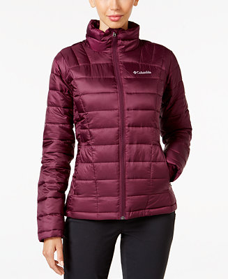 Columbia Pacific Post Thermal Coil Puffer Jacket Coats