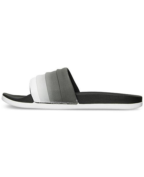 buy online 3c507 6ffeb ... adidas Womens Adilette Cloud Foam Armad Slide Sandals from Finish ...