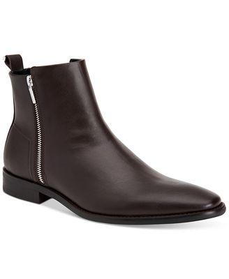 Calvin Klein Men\'s Raxton Boots - All Men\'s Shoes - Men - Macy\'s