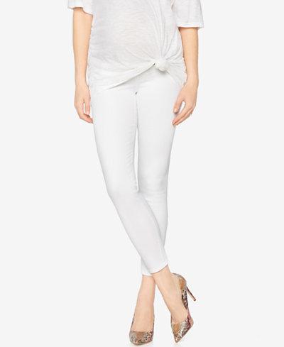 AG Jeans Maternity Secret Fit Belly® Ankle Jeggings