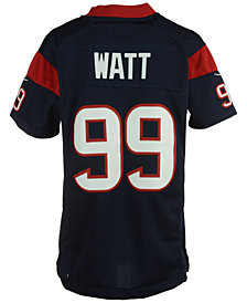 Nike J.J. Watt Houston Texans Limited Jersey, Big Boys (8-20)