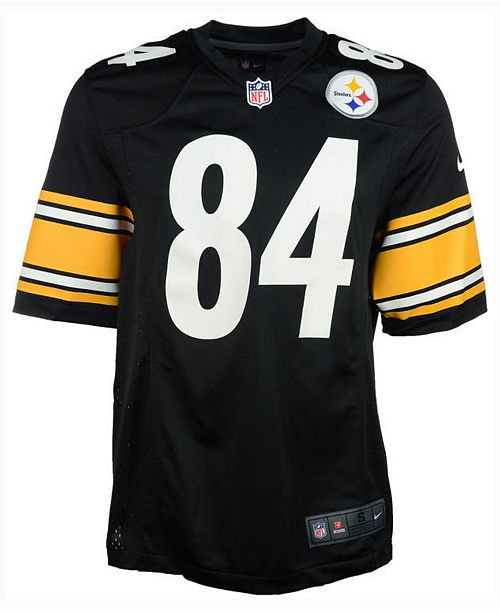 premium selection 857b4 a1da9 NFL Antonio Brown Game Jersey, Little Boys (4-7)