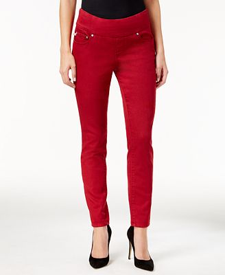 JAG Petite Nora Pull-On Super-Soft Skinny Jeans