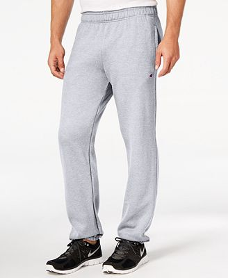 Champion Men S Powerblend Fleece Relaxed Pants All Activewear