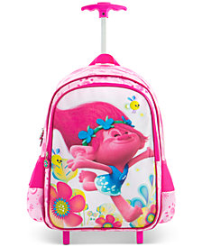 "Heys Trolls 18"" Rolling Backpack"