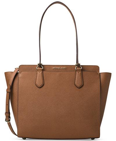 MICHAEL Michael Kors Dee Dee Large Convertible Tote - Handbags ...
