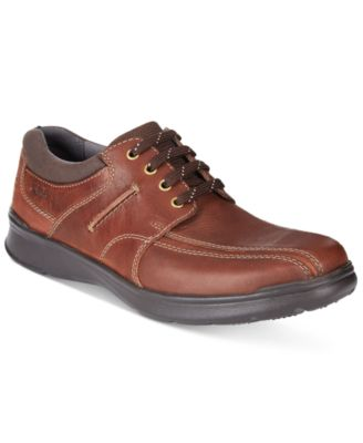 Clarks Men/'s   Cotrell Walk Bicycle Toe Shoe