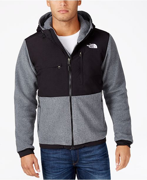 7d0d5a29b267 The North Face Men s Denali Fleece Zip Hoodie   Reviews - Hoodies ...