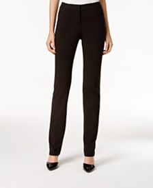 Alfani Modern Straight-Leg Pants, Regular, Short, & Long Lengths, Created for Macy's