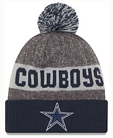 New Era Dallas Cowboys Official Sport Knit Hat