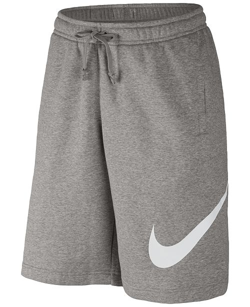 2893cdafc Nike Men's Club Fleece Sweat Shorts & Reviews - Shorts - Men - Macy's