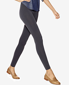 HUE® Women's  Fleece Lined Seamless Leggings
