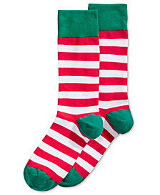 Hot Sox Holiday Crew Socks