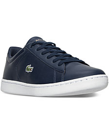 Lacoste Big Boys' Carnaby EVO GSP 2 Casual Sneakers from Finish Line