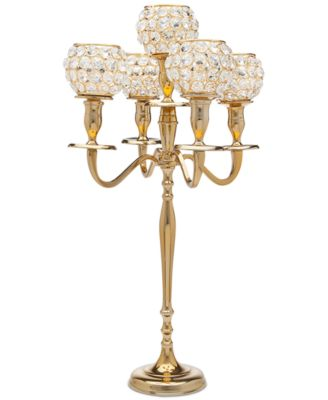 Lighting by Design Crystal Candelabra