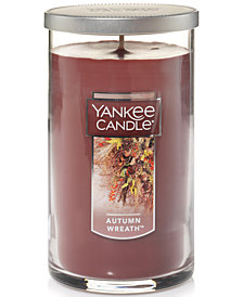 CLOSEOUT! Yankee Candle Harvest Pillar