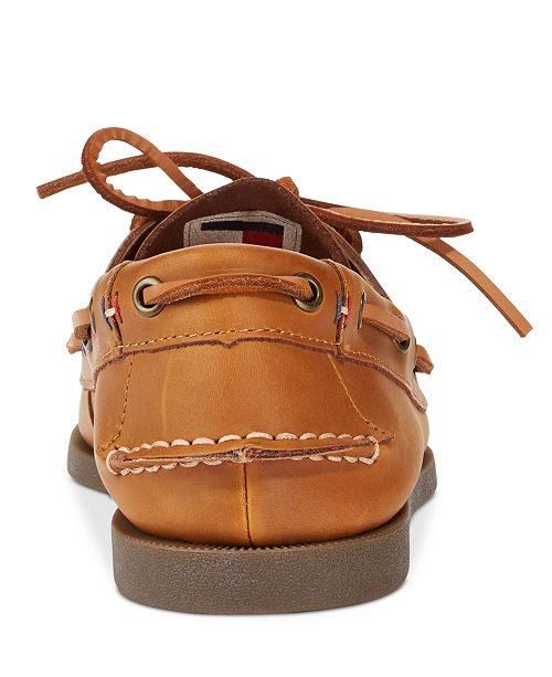 9ddecd505 Tommy Hilfiger Men s Bowman Boat Shoes   Reviews - All Men s Shoes ...