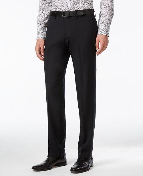 Droite En Forme De Pantalon Robe Stretch Réaction Kenneth Cole zns7scR