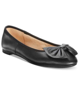 Image of Circus by Sam Edelman Ciera Bow Ballet Flats, Created For Macy's