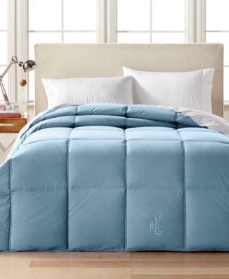 Color Down Alternative Twin/Twin XL Comforter, 100% Cotton Cover