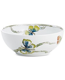 Butterfly Ginkgo Dinnerware Collection All-Purpose Bowl