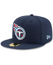 New Era Tennessee Titans Team Basic 59FIFTY Fitted Cap