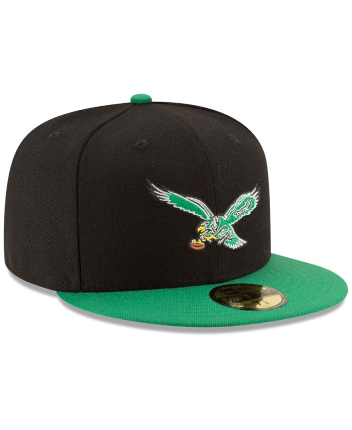 New Era Philadelphia Eagles Team Basic 59FIFTY Fitted Cap & Reviews - Sports Fan Shop By Lids - Men - Macy's
