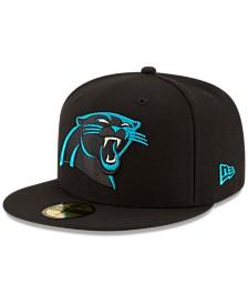 New Era Carolina Panthers Team Basic 59FIFTY Fitted Cap
