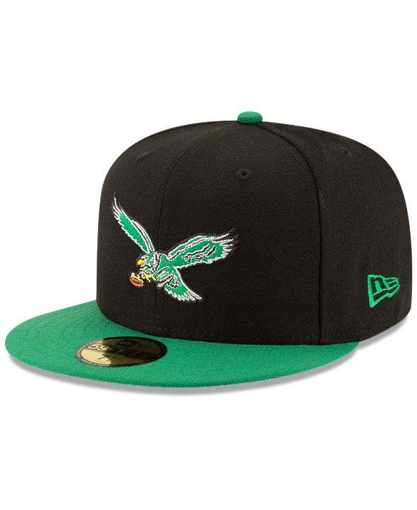 New Era Philadelphia Eagles Team Basic 59FIFTY Fitted Cap