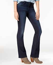 DL1961 Bridget Mid Rise Instascuplt Boot Jeans