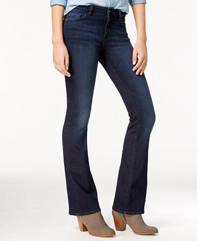 DL 1961 Bridget Instasculpt Peak Wash Bootcut Jeans