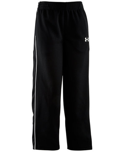Under Armour Mid-Weight Warm-Up Pants, Little Boys (2-7)