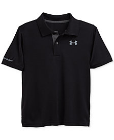 Under Armour Match Polo, Little Boys