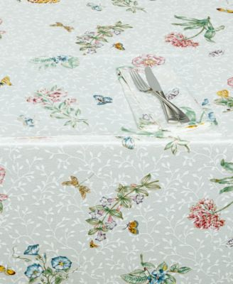 "Butterfly Meadow Oblong 60"" x 84"" Tablecloth"
