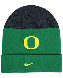 Nike Oregon Ducks Sideline Knit Hat