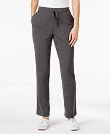 Drawstring Active Pants, in Petite & Petite Short, Created for Macy's