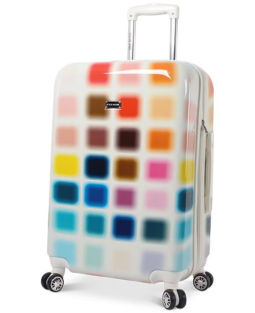 """Steve Madden CLOSEOUT! Cubic 28"""" Expandable Hardside Spinner"""