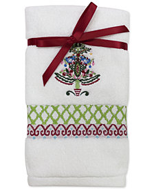 CLOSEOUT! Dena Peppermint Twist Bath Towel Collection